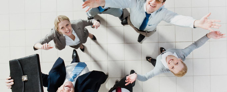 3 atitudes essenciais para montar o time dos sonhos