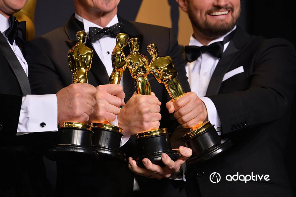 A boa notícia é que VOCÊ foi indicado para o Oscar!