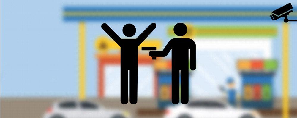 Dicas para seu posto de gasolina ficar mais seguro contra roubos
