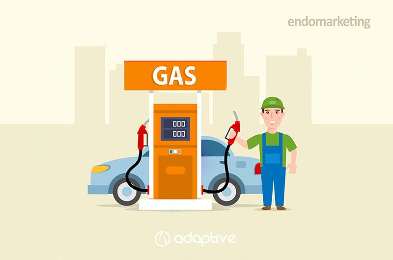 Endomarketing em postos de combustíveis