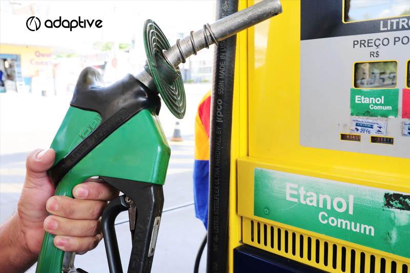 Senado aprovou venda direta de etanol para postos de combustíveis
