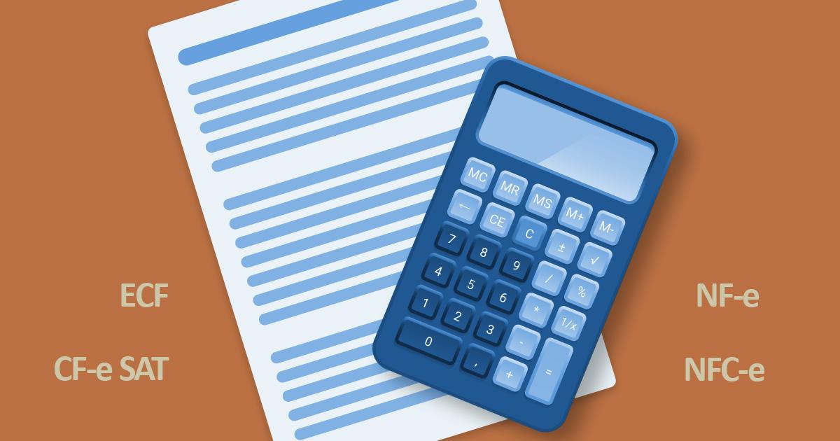 Você sabe quais são as diferenças entre CF-e SAT, ECF, NFC-e e NF-e?