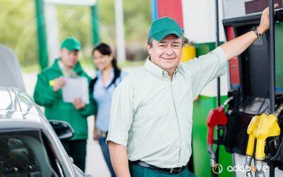 Funções de um gerente de posto de combustível