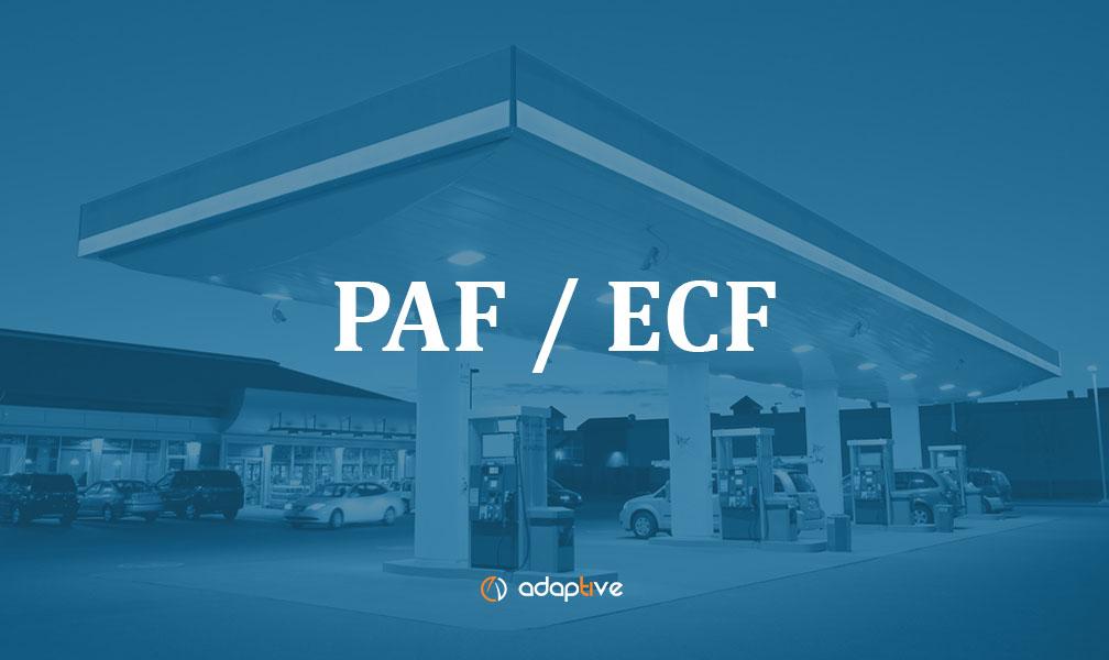paf-ecf Obrigatoriedades para postos combustíveis