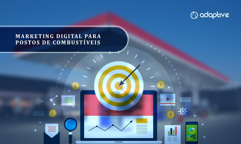 Marketing Digital para Postos de Combustíveis