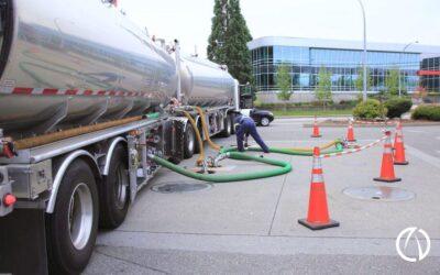 Qual a necessidade de medir o tanque de combustível do posto?