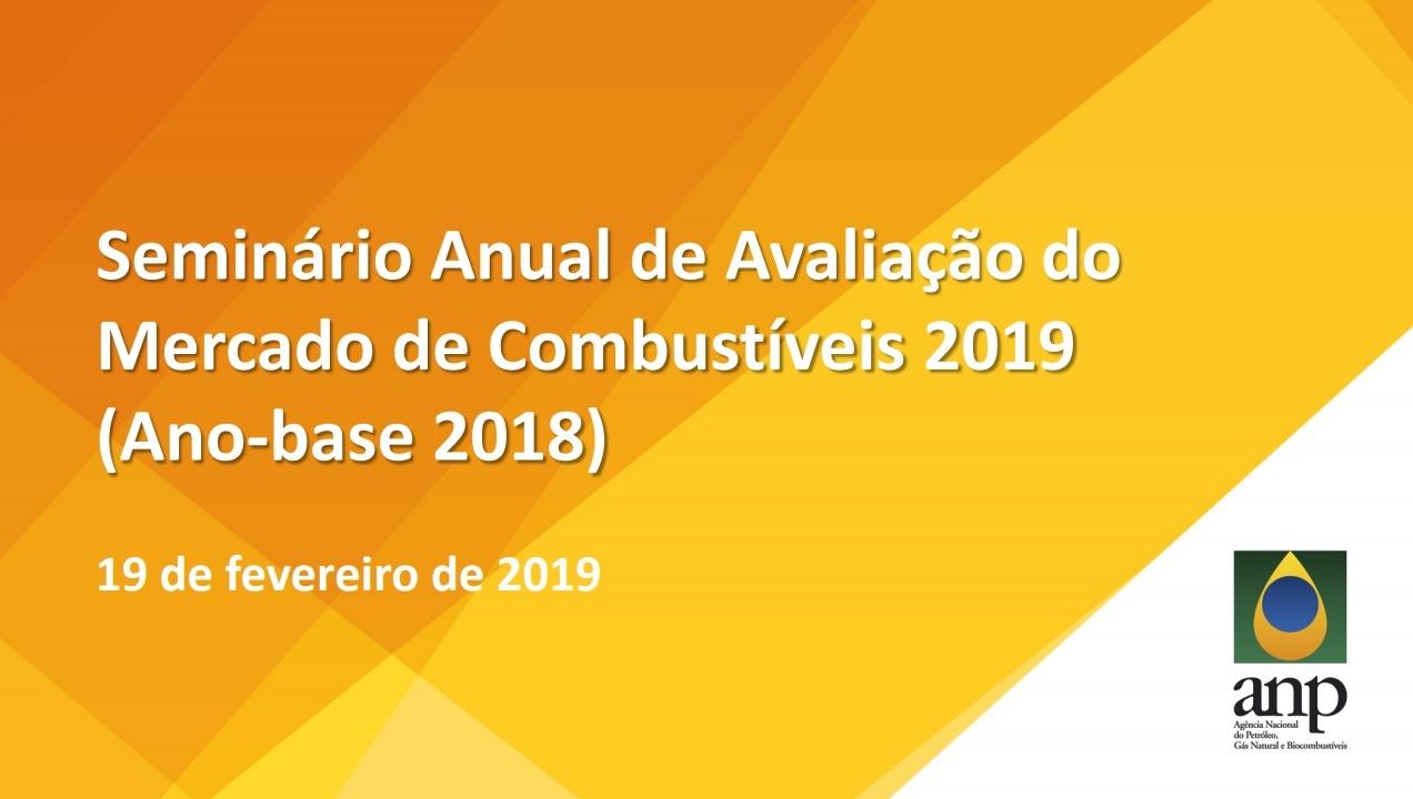 ANP apresenta dados consolidados das vendas de combustíveis em 2018