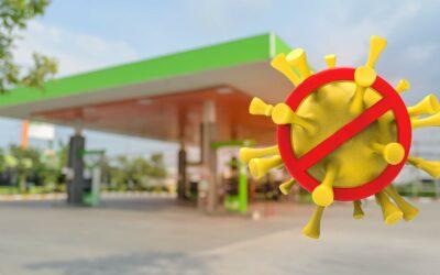 Como evitar o contágio de coronavírus em postos de combustíveis