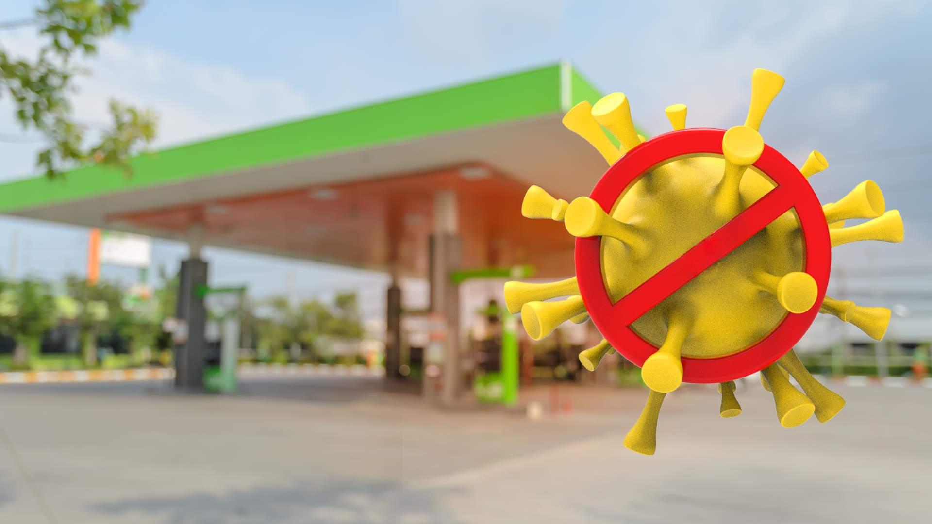 5 Medidas para evitar o contágio de coronavírus em postos de combustíveis