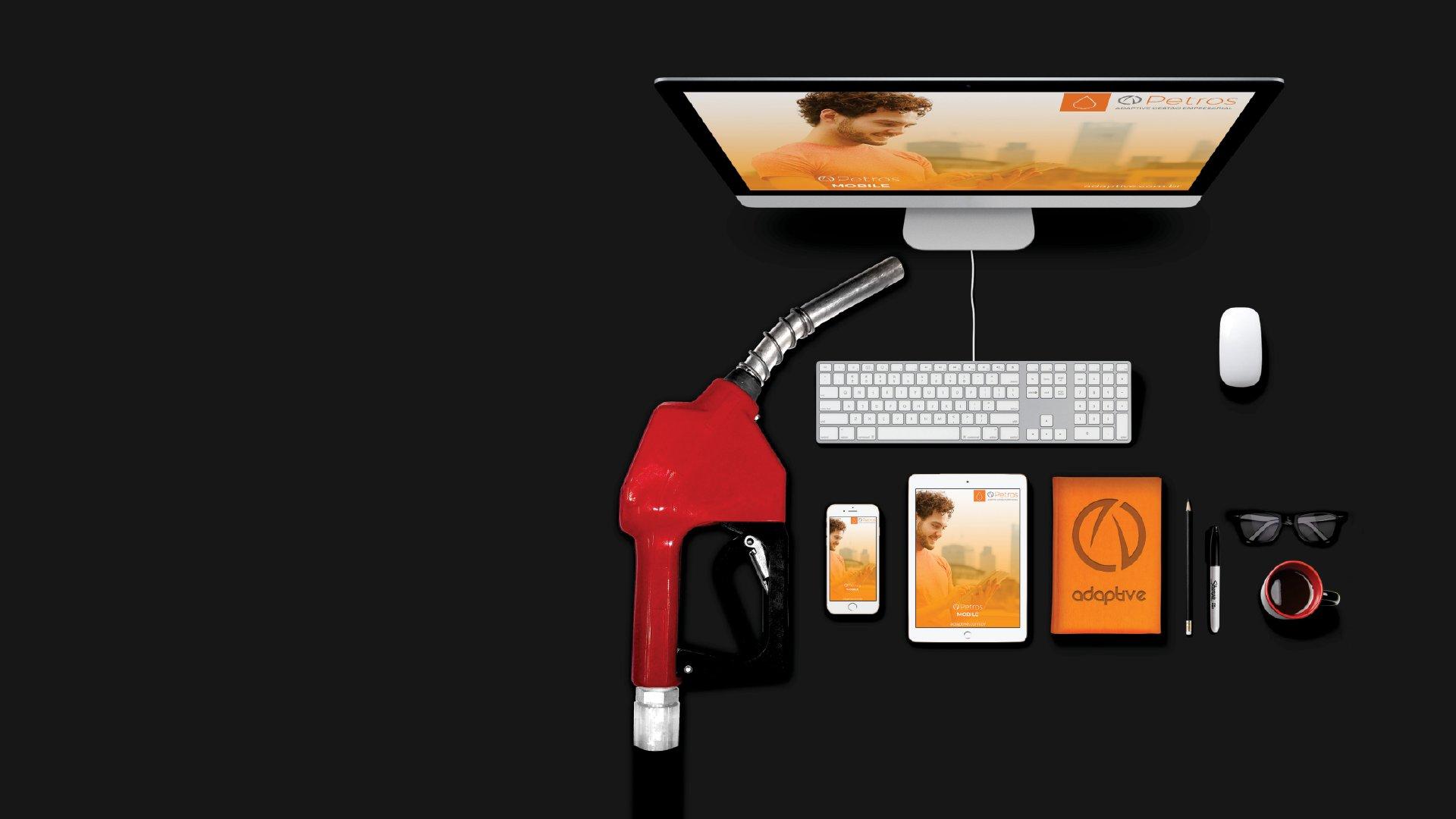 Solução completa para postos de combustíveis