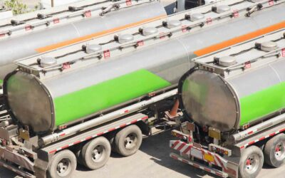 Como saber se a descarga de combustível está correta e segura?