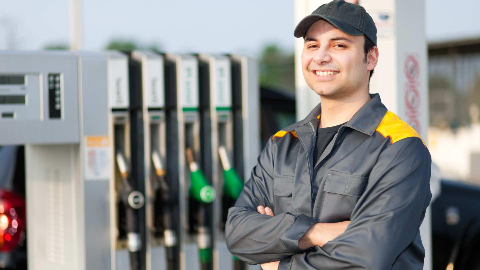 Como ter maior liberdade sendo um gestor de posto de combustível?
