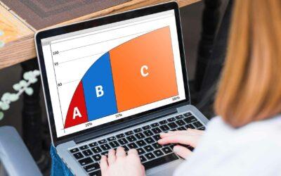 Curva ABC: o que é e o passo a passo para aplicar no seu supermercado